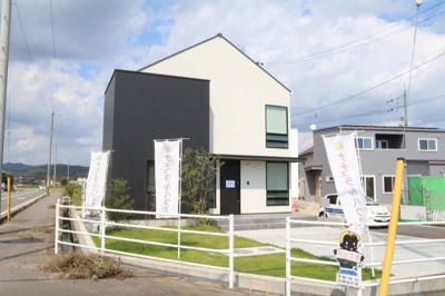【外観】福山市神辺町徳田 未入居戸建