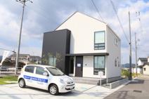 福山市神辺町徳田 未入居戸建の画像