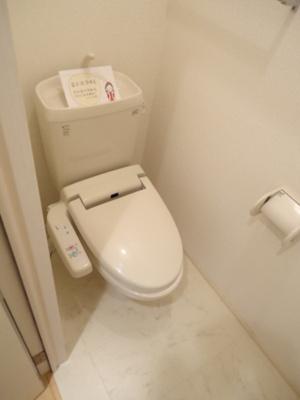 【トイレ】エステートA・