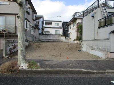 【外観】中央区窪田町3丁目売地