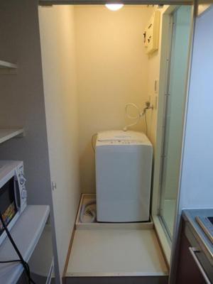 全自動洗濯機♪
