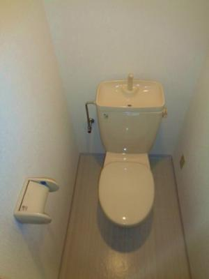 【トイレ】ハイツペガサス西田辺