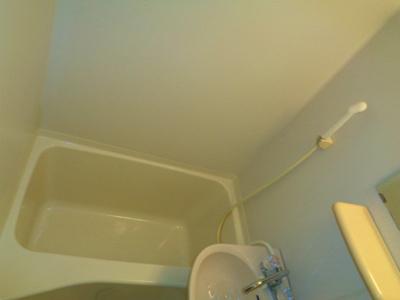 【浴室】ハイツペガサス西田辺