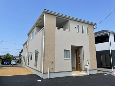 【外観】大村市原口町 クレイドルガーデン原口町第1 新築建売住宅