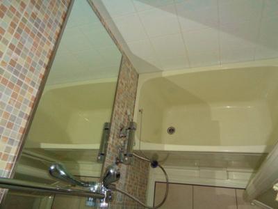 【浴室】ルクレール鶴ヶ丘