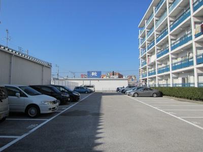 【駐車場】コーポ高須