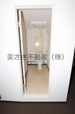 【トイレ】パレ・セーヴル