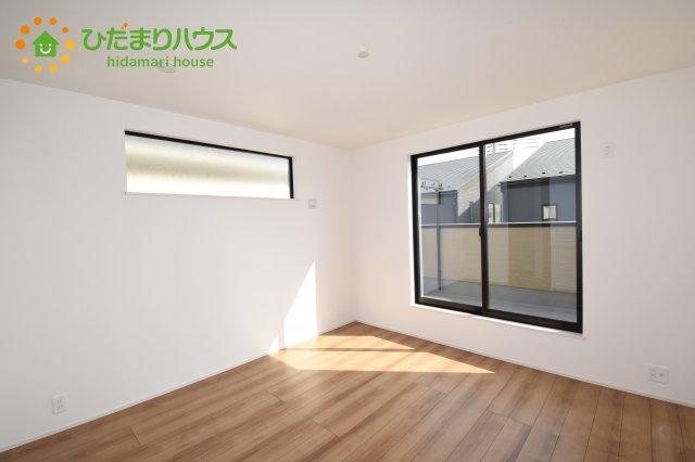【寝室】行田市持田20-1期 新築一戸建て リナージュ 03