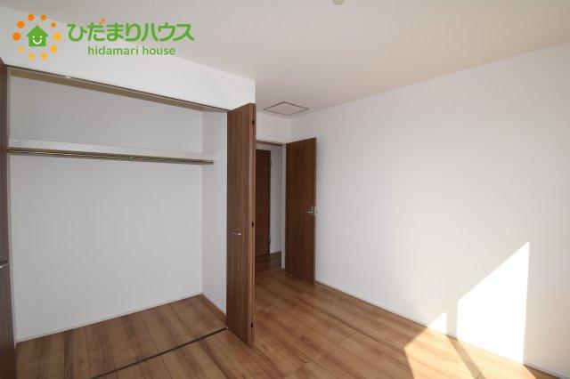 【収納】行田市持田20-1期 新築一戸建て リナージュ 03