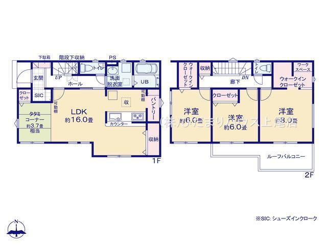 行田市持田20-1期 新築一戸建て リナージュ 03