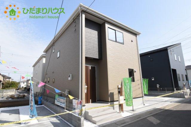 【外観】行田市持田20-1期 新築一戸建て リナージュ 03