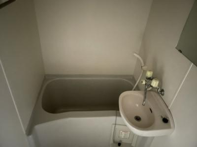【浴室】リバティーコート