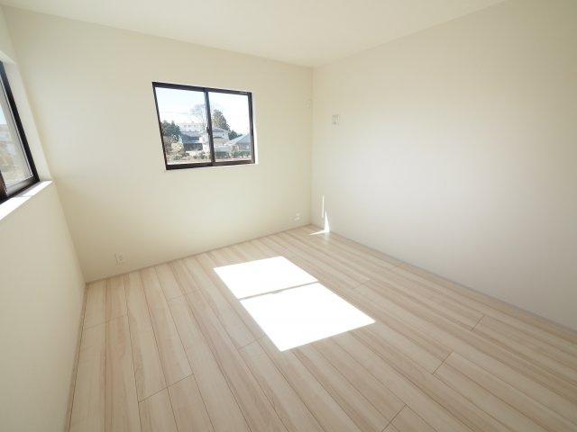 自分の部屋が欲しい!!そんなお子様の夢もかなえてあげられます。