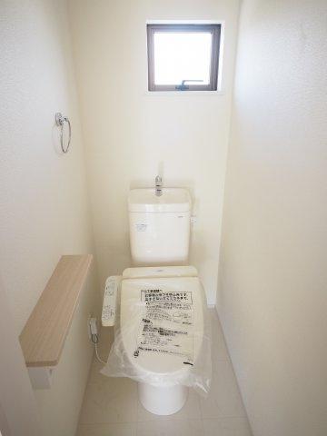 【トイレ】古河市旭町 20-1期 新築一戸建て 01 リナージュ