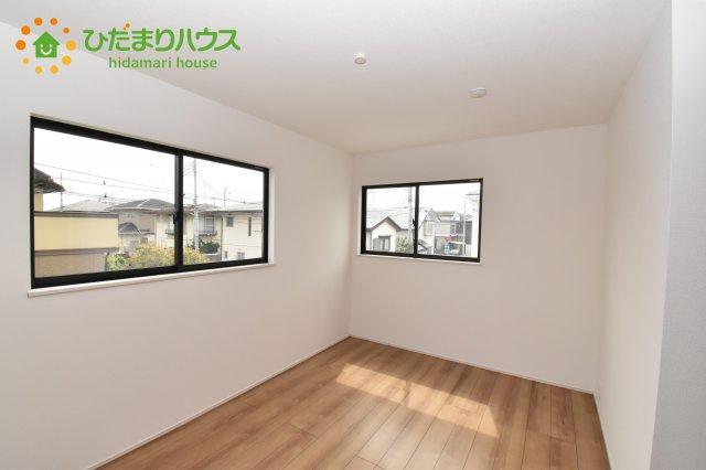【子供部屋】行田市持田20-1期 新築一戸建て リナージュ 07