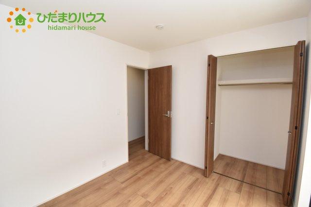 【収納】行田市持田20-1期 新築一戸建て リナージュ 07