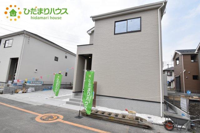 【外観】行田市持田20-1期 新築一戸建て リナージュ 07