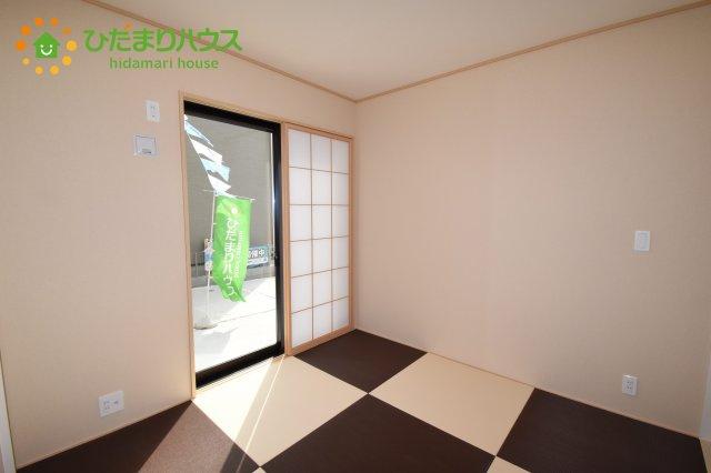 【和室】行田市持田20-1期 新築一戸建て リナージュ 01