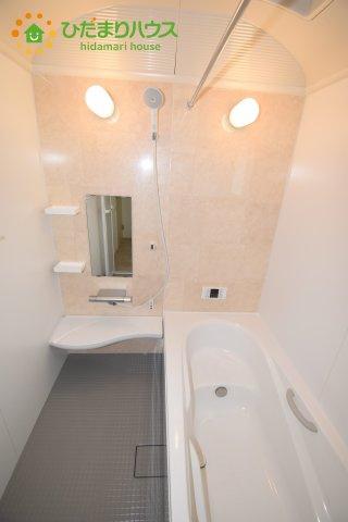 【浴室】行田市持田20-1期 新築一戸建て リナージュ 01