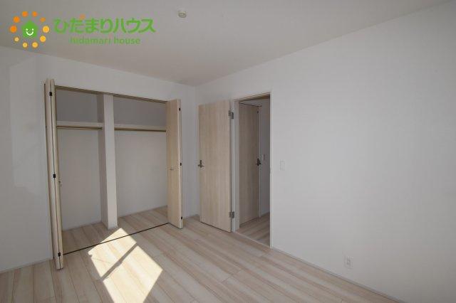 【収納】行田市持田20-1期 新築一戸建て リナージュ 01