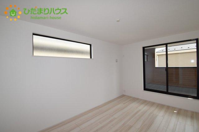 【洋室】行田市持田20-1期 新築一戸建て リナージュ 01