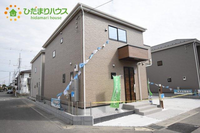 【外観】行田市持田20-1期 新築一戸建て リナージュ 01