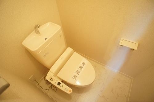 【トイレ】メゾン・サンシャインA