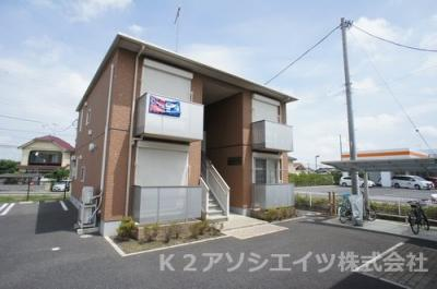 【外観】メゾン・サンシャインA