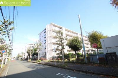 【外観】海老名みずほハイツ5階 3LDK リフォーム済マンション【仲介手数料無料】