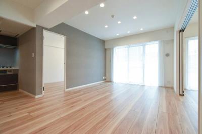 【外観】ライオンズガーデン亀戸イーストアクエア 空室 専用庭付 2003年築