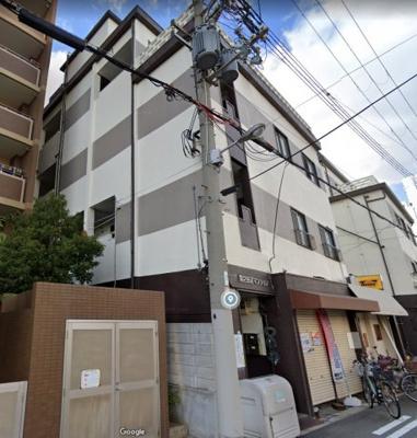 【外観】第2田辺マンション