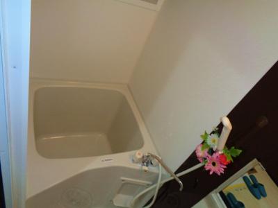 【浴室】第2田辺マンション