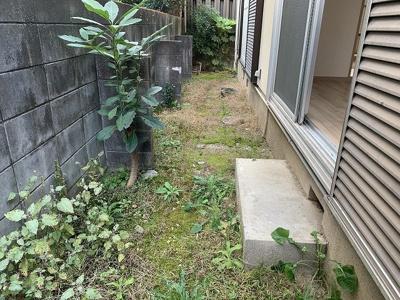 【庭】芥川町2丁目貸家 中井邸 (株)Roots