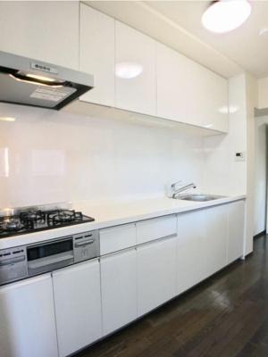 【キッチン】モア・クレスト南葛西 111.07㎡ 角 部屋 空室 1991年築