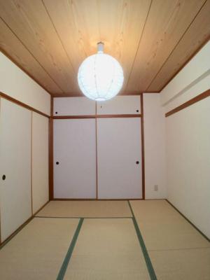 【和室】モア・クレスト南葛西 111.07㎡ 角 部屋 空室 1991年築
