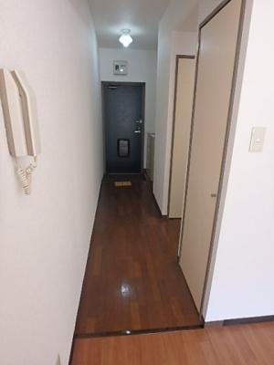 【玄関】スカイコートときわ台第2