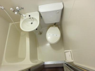 【浴室】スカイコートときわ台第2