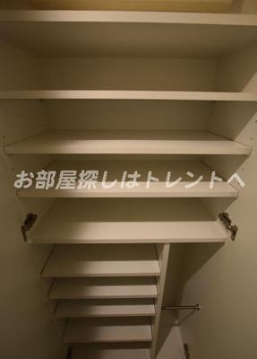 【玄関】ドゥーエ南麻布