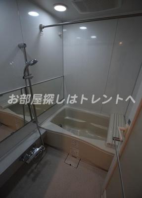 【浴室】ドゥーエ南麻布