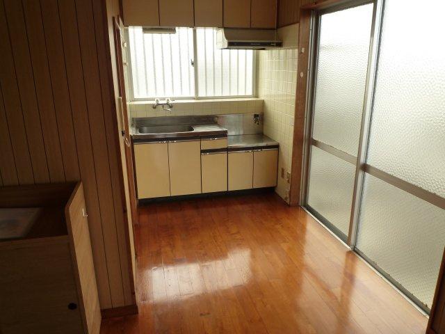 【キッチン】学園ハウス