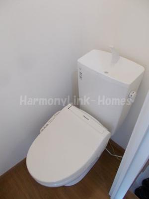 ソフィアアイリスのトイレ