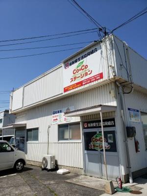 【外観】千代水八幡テナント 4号