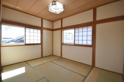 3階和室 押入