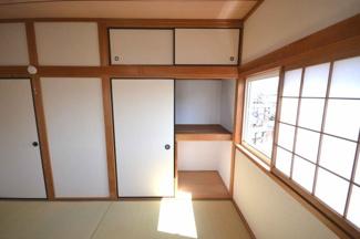 1階廊下 ガレージから室内へ直接出入り可能です