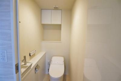 トイレが2ヶ所に有ります