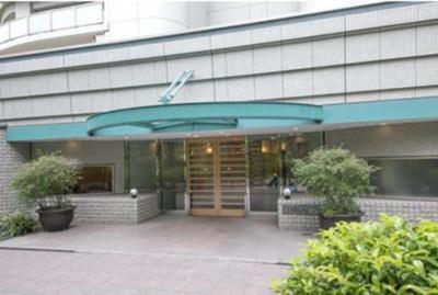 【エントランス】ゲートシティ大崎サウスパークタワー