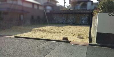 【外観】□垂水区神陵台5丁目 売土地