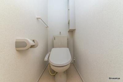 トイレ ウォーキング