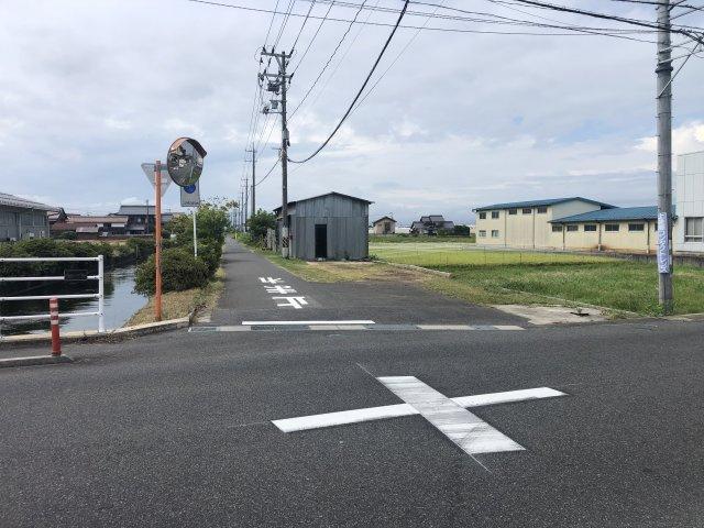 【外観】米子市両三柳 売倉庫