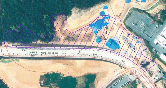 【土地図】名護市豊原 売地(3161坪)